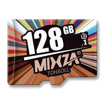 MIXZA Fashion Edition U3 Sınıf 10 128 GB TF DSLR Dijital Kamera MP3 TF TF Hafıza Kartı HIFI Çalar TV Kutu Akıllı Telefon