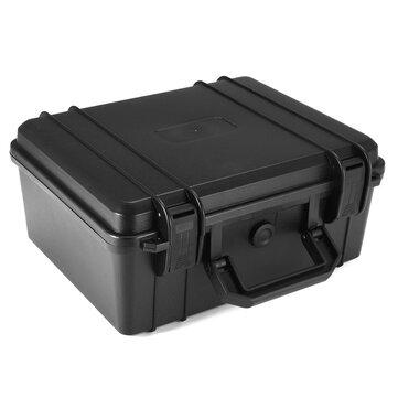 al aire libre Portátil Impermeable Hard Carry Caso Bolsa herramienta Kits de almacenamiento Caja Protector de seguridad Organizador