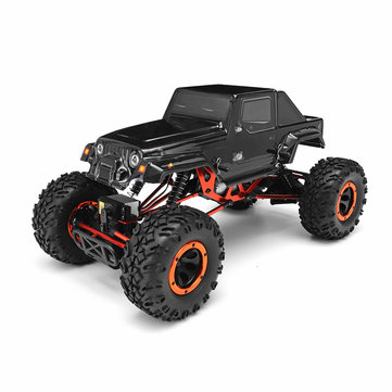 HSP HAMMER 94180 1/10 2.4G 4WD Racing Rc Car Rock Crawler 4X 4 Off-Road Truck RTR Toys