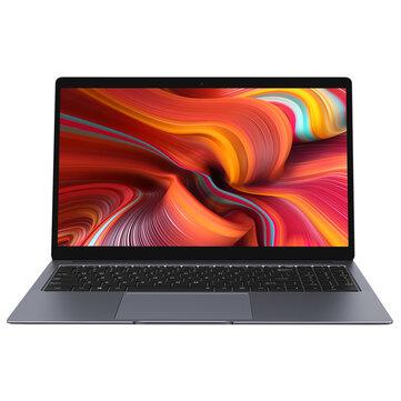 CHUWI AeroBook Plus 15.6 inch Intel i5-6287U 3.5GHz 8GB RAM 256GB SSD 4K High-Resolution 100%sRGB 55Wh Battery Full-featured Type-C Backlit Notebook