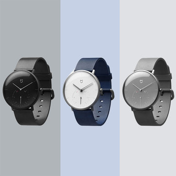 Xiaomi Mijia SYB01 Quartz Watch Two Dial Intelligent Vibration Reminder Fitness Tracker Smart Watch