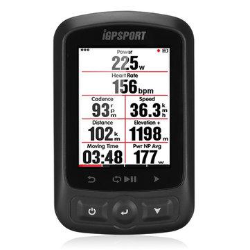 IGPSPORT IGS618 Bluetooth Wireless Bike Computer