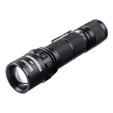 Weltool M7 X-LED 353LM 2 Modes Inspection Flashlight  IP67 Waterproof Mini Handheld Even-Beam Torch