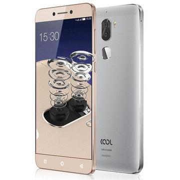 LeEco Coolpad Cool1 dual 5.5 inch 3GB RAM 32GB ROM Snapdragon 652 Octa-core smartphone