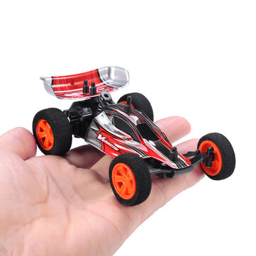 Velocis 1/32 2.4G Racing Coche de RC Multijugador Opera en Paralelo Edición de Carga USB Coche de Fórmula RC