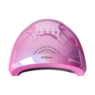 Buy 30 Lamp Beads Polished Electroplating Smart Induction LED Nail Dryer UV Lamp with Litecoins with Free Shipping on Gipsybee.com