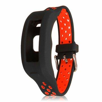 Silicone Watch Band Strap Replacement For Garmin Vivosmart HR Watch