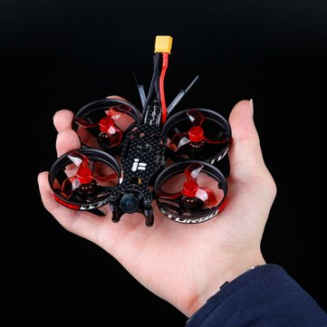 iFlight TurboBee 77R 2-4S FPV Racing Whoop RC Drone SucceX Micro F4 12A 200mW Turbo Eos2 PNP BNF