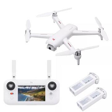 Xiaomi FIMI A3 5.8G 1 KM FPV Dengan 2-Aixs Gimbal 1080P Kamera Dua Baterai GPS RC Drone Quadcopter RTF