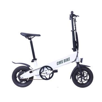 Rower elektryczny CMSBIKE F12 pro za $419.99 / ~1651zł