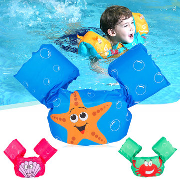 Children Puddle Jumper Basic Life Jacket Vest Swim Trainers Swimming Ring For Water Sports Wear