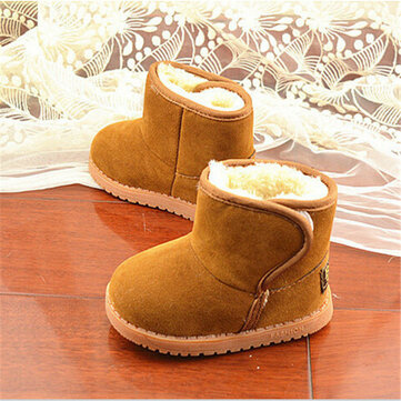 How can I buy Girl Baby Child Boy Winter Snow Boots Classic Slip On Shoes Comfort Warm with Bitcoin