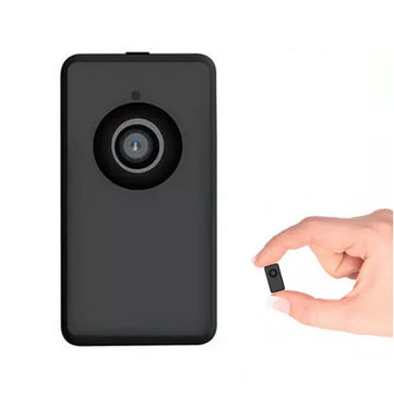 XANES CSC-1080DVR HD 1080P Mini Camera Vlog Camera for Youtube Rechargeable 500mAh Battery Motion Activated DV Camcorder Wearable Camera