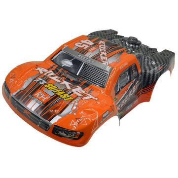 Remo Hobby D2602 / D2603 Rc Tělo karoserie pro 1621 1625 1631 1635 1/16 Části modelu vozidla
