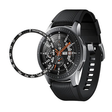 46mm Watch Cover Anti Scratch Metal Case Cover for Samsung Galaxy Watch
