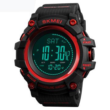 20% OFF For SKMEI 1358 3ATM Waterproof Smart Watch