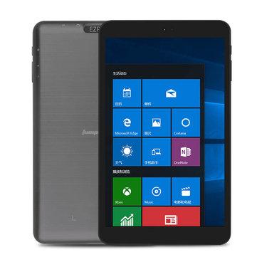 Original Box Jumper Ezpad Mini 5 Intel Cherry Trail Z8350 2GB RAM 32GB Windows 10 8 Inch Tablet