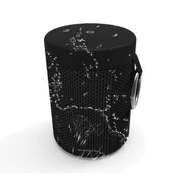 Wireless bluetooth V4.2+EDR AUX Wired Waterproof IPX5 Fabric Cover Speaker Portable Music Box