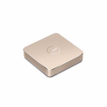د وينډوز د سیستم 1 4200G RAM 10.1G 4G eMMC SSD مینی د ولايتي تلويزيون بکس Voyou V32 Apollo quad محوري Pentium N120 ملاتړ