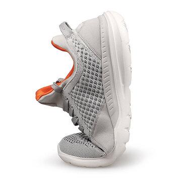 FREETIE Sneakers Uomo Scarpe da corsa ultraleggera Alta fibra elastica EVA Scarpe sportive confortevoli traspiranti da xiaomi youpin