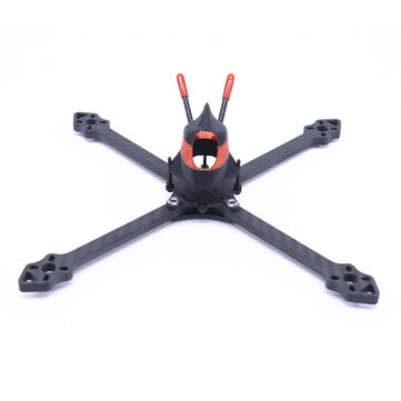 Cpro200 5 Inch 200mm Wheelbase 5mm Arm Carbon Fiber X Type FPV Racing Frame Kit for RC Drone 20*20mm / 30.5*30.5mm