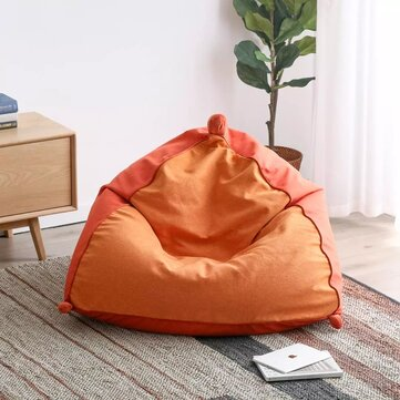 MWH Xiaomi Youpin Environmental EPP Bean Bag Sofa Ergonomic Design and Stool Washable for Living Room Flocking Sofa Bed