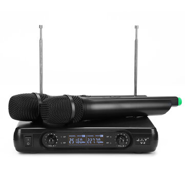 How can I buy Dual Channel Professional UHF Wireless Microphone System KTV Karaoke System Dual Handheld Mic High-fidelity Stable Amplifier With LCD Display with Bitcoin