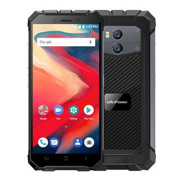 Ulefone Armor X2 NFC IP68 Waterproof 5.5 inch 2GB 16GB MT6580 Quad core 3G Smartphone