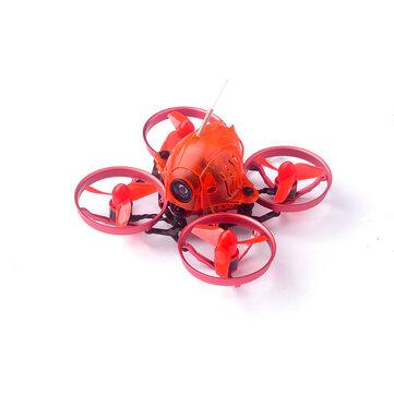 Happymodel Snapper6 65mm Micro 1S Brushless FPV Racing RC Drone w/ F3 OSD BLHeli_S 5A ESC BNF