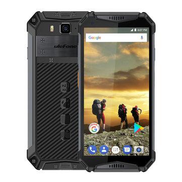 Ulefone Armor 3 5.7 Inch NFC IP68 IP69K 4GB RAM 64GB ROM Helio P23 Octa core 4G Smartphone