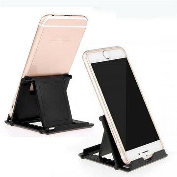 Universal Colorful Foldable Phone Holder Fixble Lazy Holder Desktop Phone Stand Bracket Mount