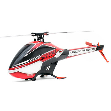 $199.74 for ALZRC Devil 380 FAST FBL 6CH 3D Flying RC Helicopter Kit