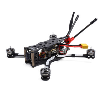 GEPRC PHANTOM Toothpick Freestyle 125mm 2-3S FPV Racing Drone BNF/PNP F4 OSD 12A ESC 1103 Motor IRC Tram