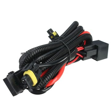 H11 880 Relay Wiring Harness For HID Conversion Kit Add-On Fog Lights H K Hid Wiring Harness on