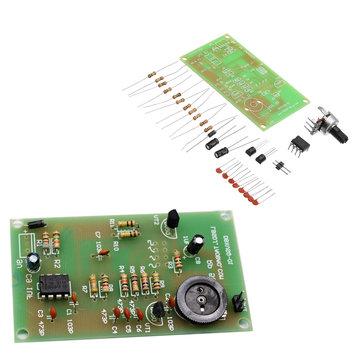DIY Digital Electronic NE555 Bộ tạo tín hiệu đa sóng DIY Kit Bộ phận linh kiện điện tử