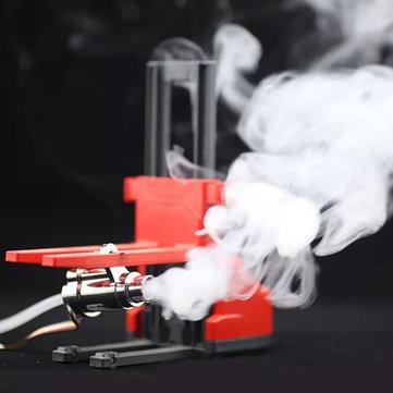 Killerbody Smoky Exhaust herramientas W / LED Unidad ajustada para 1/10 RC Coche piezas