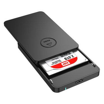ORICO 2569S3 2.5 Inch SATA 3.0 a USB 3.0 herramienta Almacenamiento de caja de disco duro SSD HDD gratuito Caso