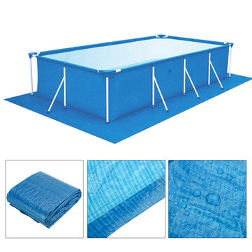 Large Size Swimming Pool Square Ground Cloth Lip Cover Dustproof Floor Cloth Mat Cover For Outdoor Villa Garden Pool Sale Banggood Com