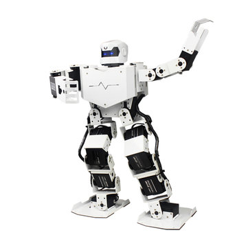 LOBOT Robo-Soul H3S Programmable RC Robot APP Stick Control Educational Kit Dancing Robot Toy