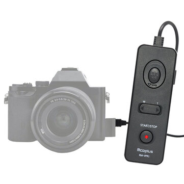 How can I buy Mcoplus MCO RM VPR1 Shutter Release Remote Control for Sony A6100 A6400 A6500 A6600 A6300 A7III A7II A9 A7 A7S A7R RX100 with Bitcoin