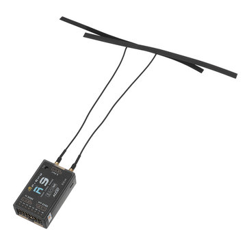 FrSky R9 900MHz 16CH Long Range Receiver With SBUS Output Compatible Radio Transmitter