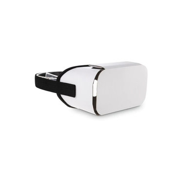 iBlue DIY Cardboard 3D Virtual Reality VR Glasses Headset for 4.7 - 5.5 inch Smart Mobile Phone
