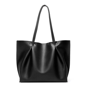 Buy Simple Fashion Casual Large Capacity Business Travel Women Laptop Bag with Litecoins with Free Shipping on Gipsybee.com