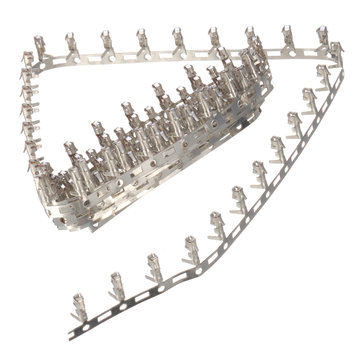 100pcs JST XH 2.5mm Female Crimp Terminal 28-22 AWG Connector Components Pack