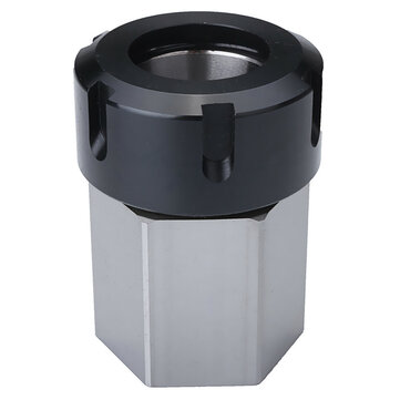Hard Steel Hex ER-32 Collet Chuck Block CNC Lathe Tool Holder
