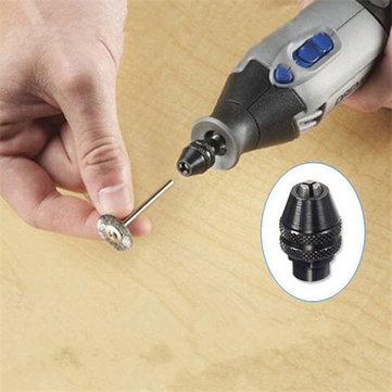 HiLDA 0.4-3.4mm Keyless Chuck Universal Electric Grinding Chuck