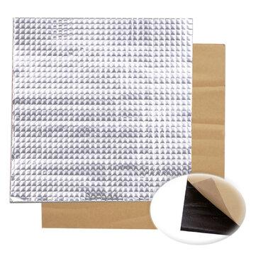 Coton auto-adhésif d'isolation de la chaleur de 300x300x10mm pour le lit chauffé par imprimante 3D