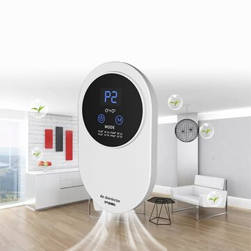 KCASA Air Purifier Disinfection Ozone Machine USB Charged Air Cleaner Household Deodorization For Kitchen Toilet - EU Plug for sale in Litecoin with Fast and Free Shipping on Gipsybee.com