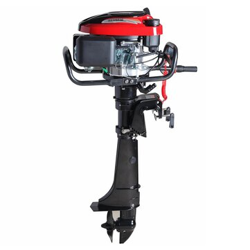 How can I buy 4 Stroke 7HP Outboard motor Boat Engine Boat Motor Air Cooling System with Bitcoin