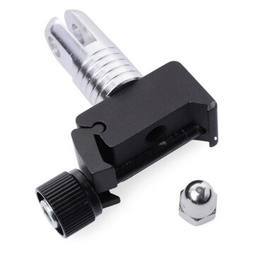 20mm Mini Rail Mount CNC Quick Release Adapter for Action Sport Camera Outdoor Hunting Shooting